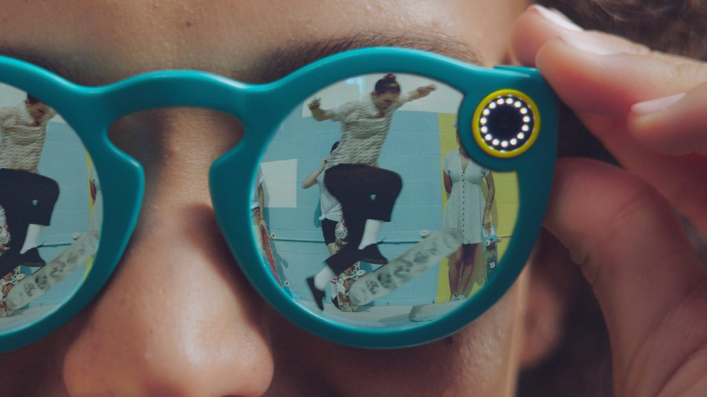 Snap Spectacles, la création photo accessible en permanence