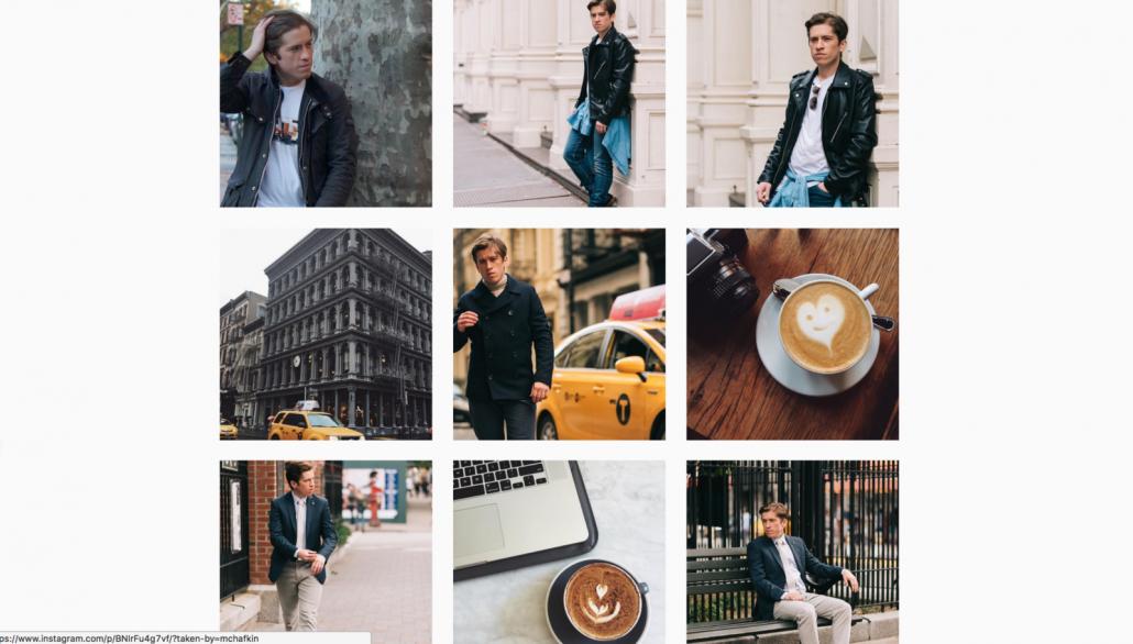 Max Chafkin, et son faux compte Instagram