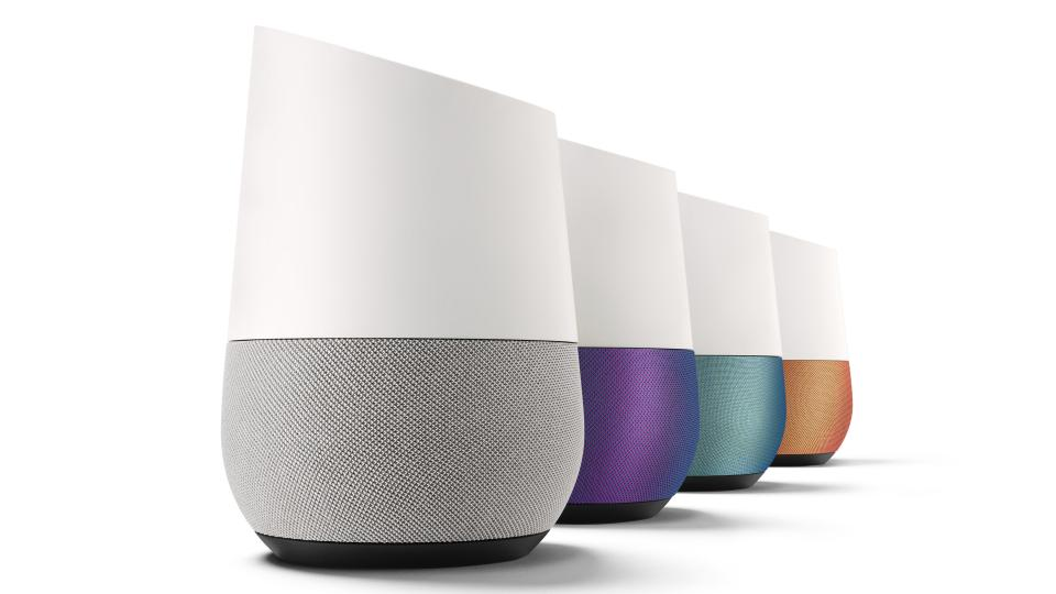 Google Home, l'assistant vocal de Google est bien entendu le futur du Search