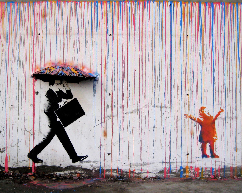 Street Art Kunst