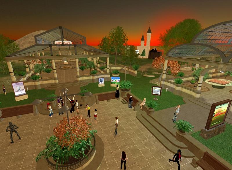 Second Life, ou le fantasme de l'univers virtuel indépendant, est toujours actif depuis 2007