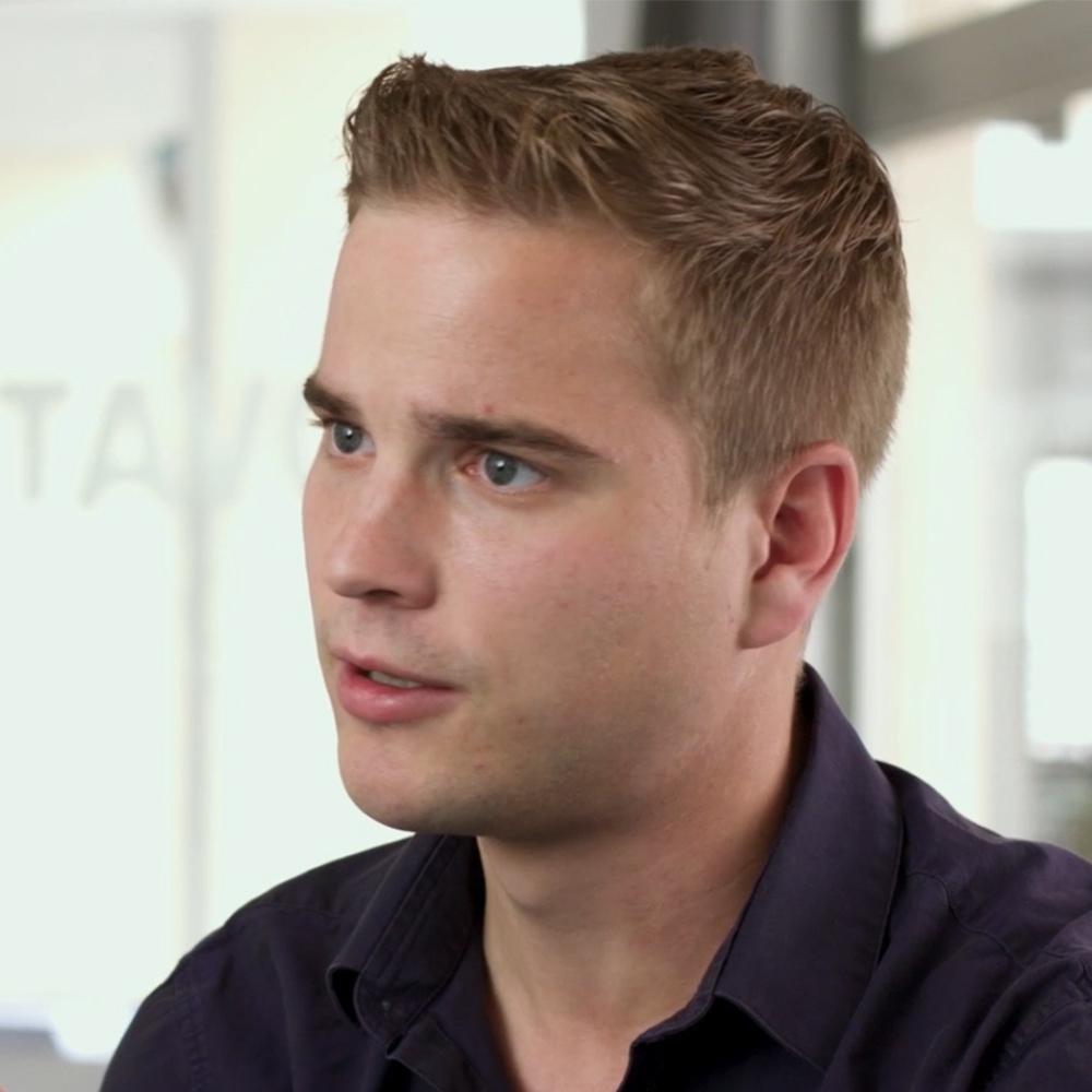 Markus Kral - Data Engineer